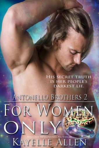 His truth is one of her people's darkest lies. When Kin Ambassador Mehfawni visits the capitol planet of the Tarthian Empire, she meets the human Khyff, she expects a fling, but finds love. Upon discovering her own people devastated his family, she longs to restore all he lost, but some tragedies can never be reversed. Her family demands she cast out the human, for if she keeps Khyff, she must deny her heritage and abdicate her future rule. As When Mehfawni searches for an alternative, she stumbles upon Khyff's darkest secret, a cover-up that if exposed, will betray her world to its enemies, and bare her family to open shame.
